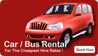 Car Rental Services in Delhi