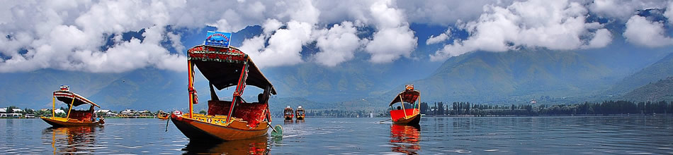 Kashmir Tours from Kolkata