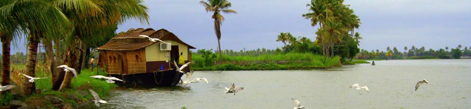 Kerala Tourism, Kerala Backwater Tour Packages, Kerala Backwater Tour Operator, Kerala Backwater Holiday Packages,