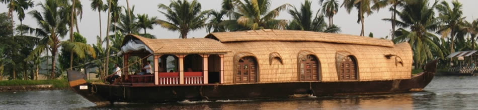 Kerala Tourism, Kerala Houseboat Tour Packages, Kerala Houseboat Tour Operator, Kerala Houseboat Holiday Packages,