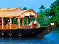 Kerala Housebot Tour Packages
